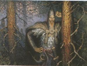 Волх, Волхов, Волховец Turinturambar-300x228
