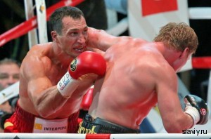Поветкин против Кличко